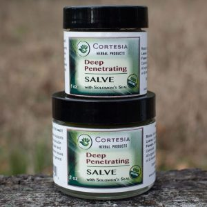 Deep Penetrating Salve